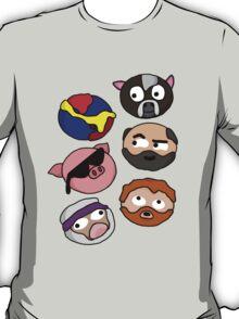 CraftedMovie crew T-Shirt