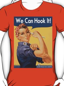 We can hook it! T-Shirt