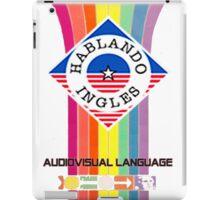 AudioVisual Language Boww iPad Case/Skin