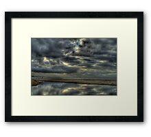 Seascape_5434 Framed Print