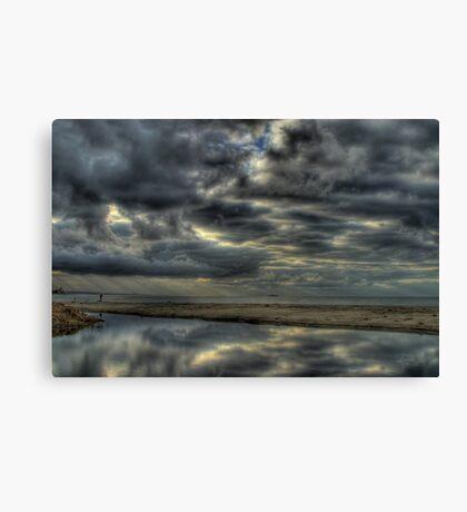 Seascape_5434 Canvas Print