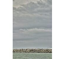 Seascape_6090 Photographic Print