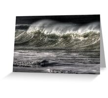 Seascape_6198 Greeting Card