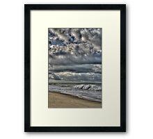 Seascape_6217 Framed Print