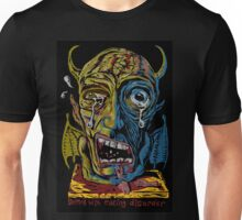 Demon with an Eating Disorder Unisex T-Shirt
