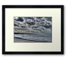 Seascape_6320 Framed Print