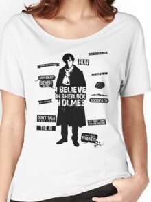 Detective Quotes Women's Relaxed Fit T-Shirt