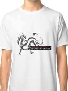Spirited away dragon Classic T-Shirt