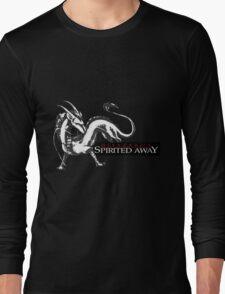 Spirited away dragon Long Sleeve T-Shirt
