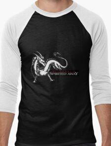 Spirited away dragon Men's Baseball ¾ T-Shirt