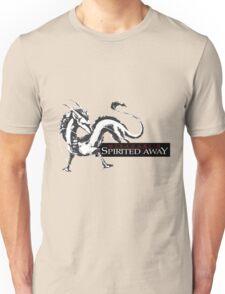 Spirited away dragon Unisex T-Shirt