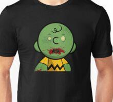 Zombie Charlie Brown Unisex T-Shirt