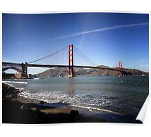 Golden Gate Bridge I Poster