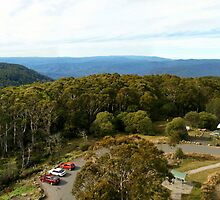 Mount Donna Buang by Ross Campbell