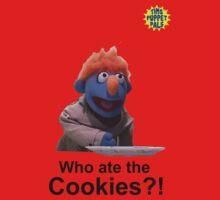 Who ate the cookies?! Kids Tee