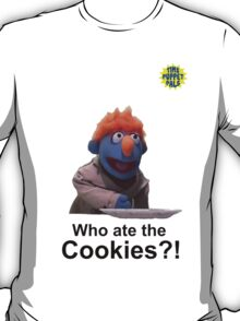 Who ate the cookies?! T-Shirt
