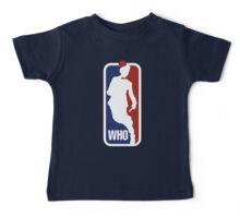 WHO Sport No.11 Baby Tee