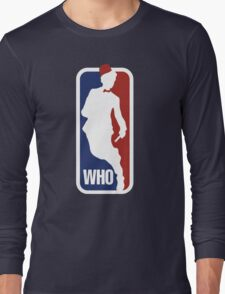 WHO Sport No.11 Long Sleeve T-Shirt