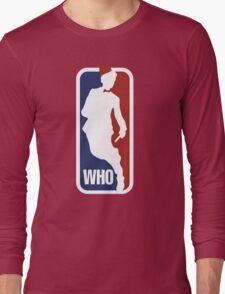 WHO Sport No.11 Long Sleeve T-Shirt