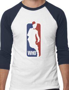 WHO Sport No.11 Men's Baseball ¾ T-Shirt