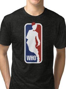 WHO Sport No.11 Tri-blend T-Shirt