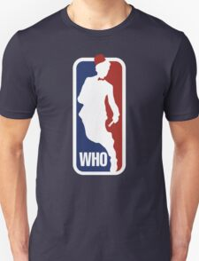 WHO Sport No.11 T-Shirt