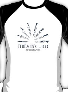 Thieves Guild - Riften Chapter T-Shirt
