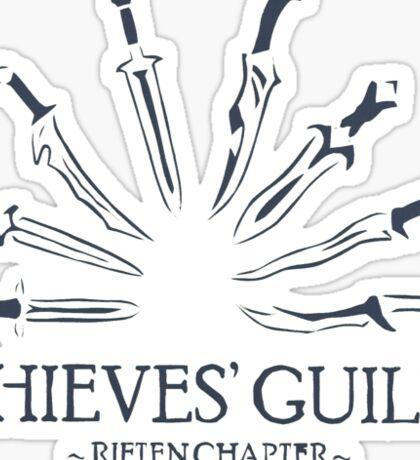 Thieves Guild - Riften Chapter Sticker
