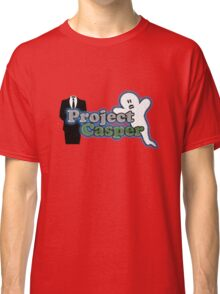 Project Casper T-Shirt by Anonymous Classic T-Shirt