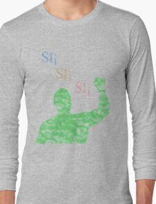 WWE Si Si Si Alberto Del Rio Long Sleeve T-Shirt