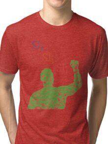 WWE Si Si Si Alberto Del Rio Tri-blend T-Shirt