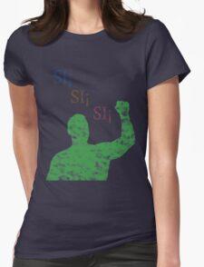WWE Si Si Si Alberto Del Rio Womens Fitted T-Shirt