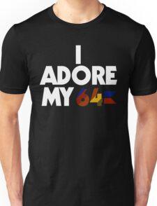 I Adore My 64 Unisex T-Shirt