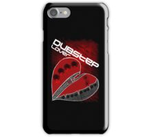 Dubstep Lover iPhone Case/Skin