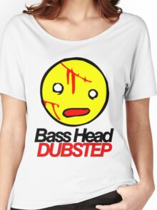 Bass Head Dubstep  Women's Relaxed Fit T-Shirt