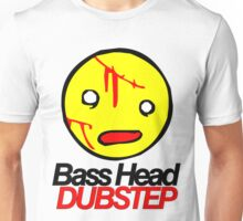 Bass Head Dubstep  Unisex T-Shirt