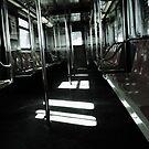 Subway Car, Elevated by A L G O