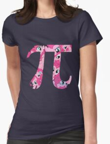 pinkie pi Womens Fitted T-Shirt