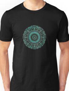 green circle mosaic Unisex T-Shirt