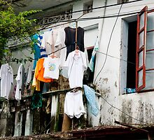 Fresh Air Laundry by phil decocco