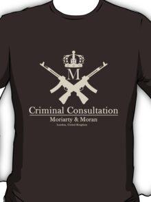 Consulting Criminals T-Shirt