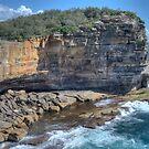 The Gap, Sydney, NSW, Australia by Adrian Paul