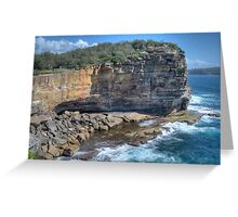 The Gap, Sydney, NSW, Australia Greeting Card
