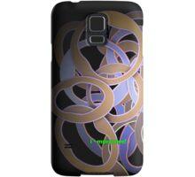 impressive rubber Samsung Galaxy Case/Skin