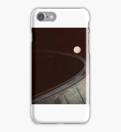 moon walk iPhone Case/Skin