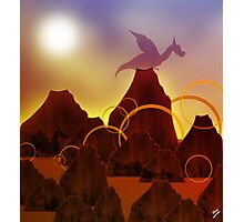 Dragon Hoard Photographic Print