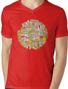 Shoreditch Mens V-Neck T-Shirt