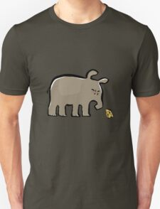 tapir vs cheese Unisex T-Shirt
