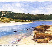 Margaret River Dunes by Dai Wynn
