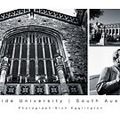 Adelaide University : South Australia by Nick Egglington